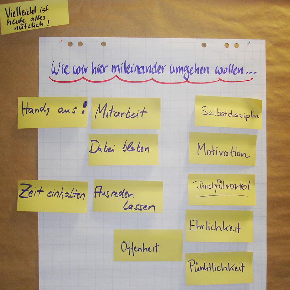 Ute Pelzer-Gabriel | Kommunikationstraining 4: Besprechungen effizient moderieren mit der Moderationsmethode