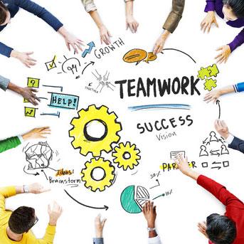 Ute Pelzer-Gabriel | Teamentwicklung 1: Erfolgreich zusammenarbeiten im Team