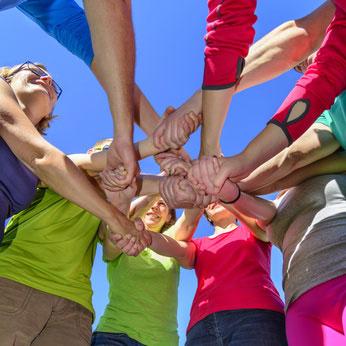 Ute Pelzer-Gabriel | Teamentwicklung 2: Teambindung stärken mit dem Teamidentitätsprozess